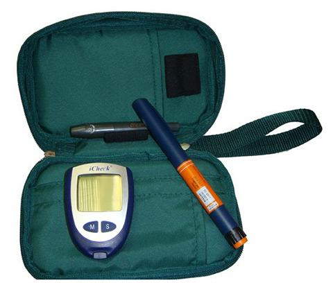 сумка термос для хранения и перевозки инсулина