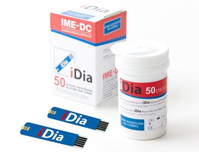 тест-полоски IME DC и iDia